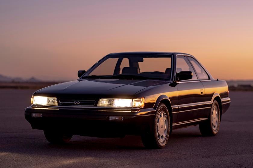 前浪汽车:回顾英菲尼迪三十年来令人惊叹的双门轿车
