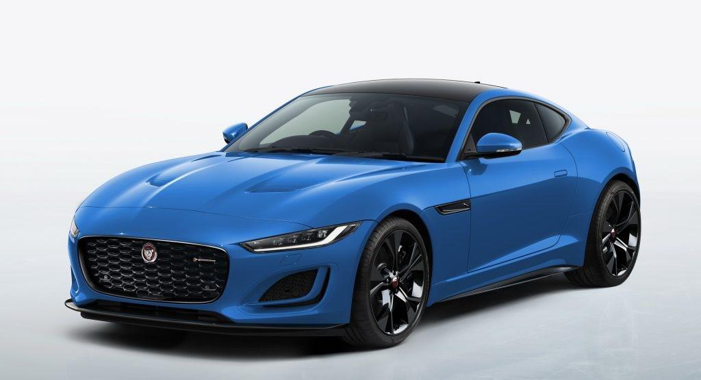 捷豹为英国人推出了全新的F-Type兰斯版,它身着法国赛车蓝色