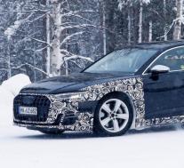 奥迪A8 Horch可能被发现作为品牌与梅赛德斯·迈巴赫S级竞争