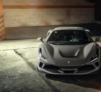 法拉利F8 Tributo获得新的外观和800马力升级