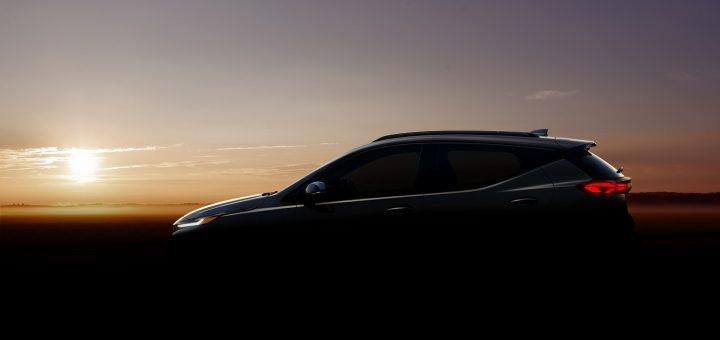 前浪汽车:2022年雪佛兰Bolt EUV尾灯设计揭晓