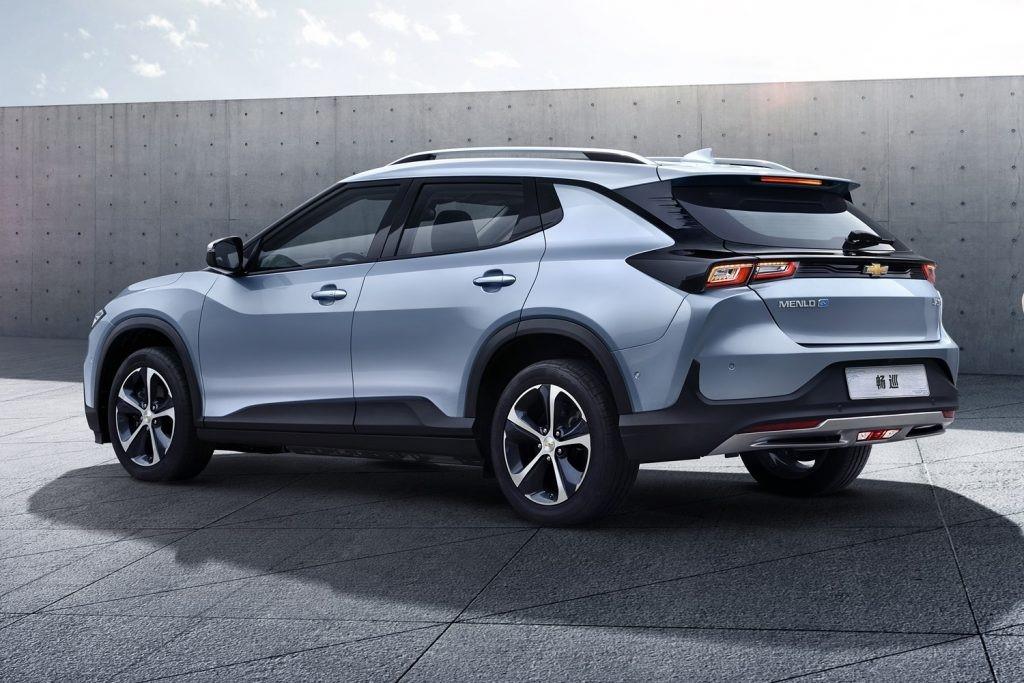 2021年雪佛兰Menlo EV在中国上市