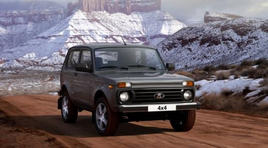 拉达·尼瓦(Lada Niva)将在近50年后生产第二代