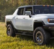 首款2022年GMC悍马电动汽车即将进入巴雷特-杰克逊拍卖行