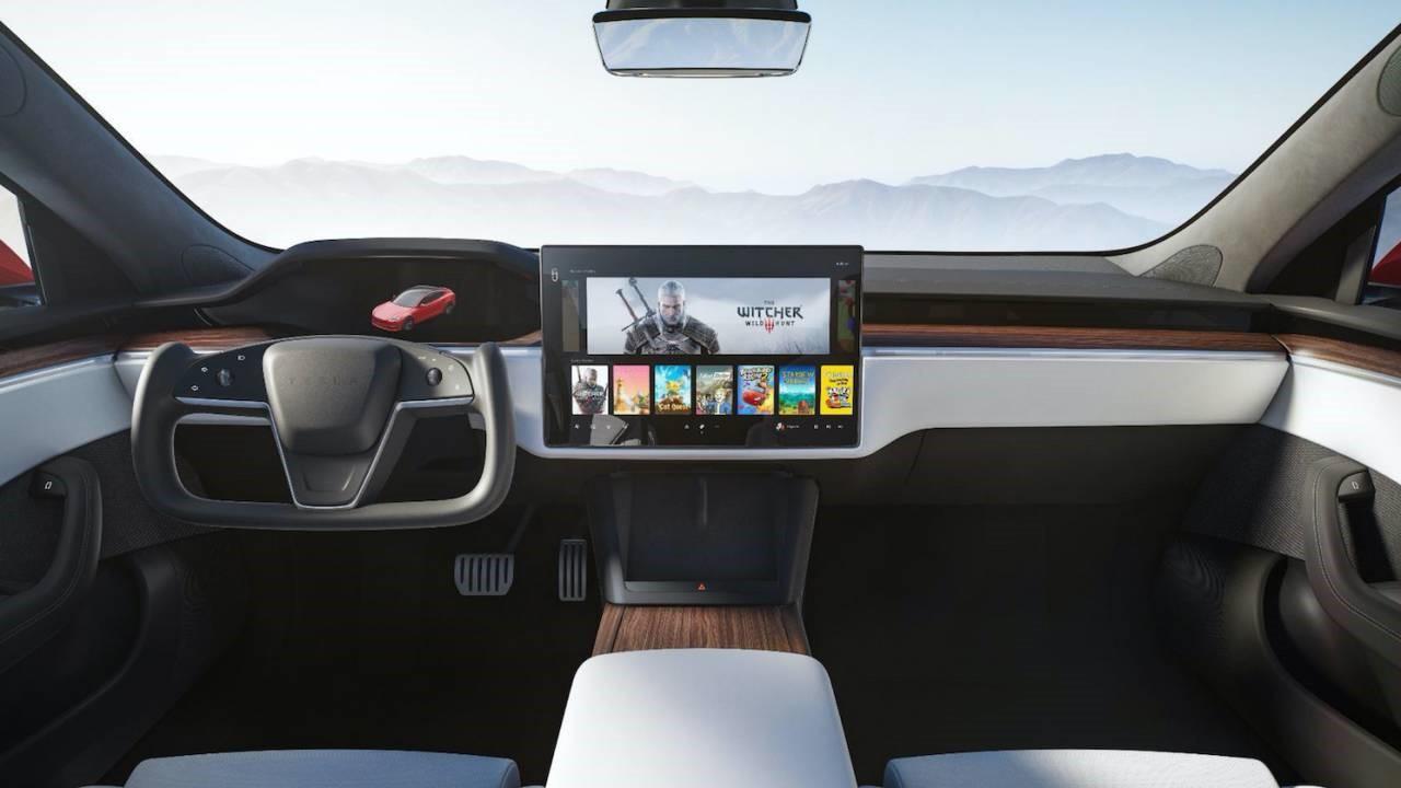 """前浪汽车:新款特斯拉Model S会""""猜测""""你是要停车还是倒车"""