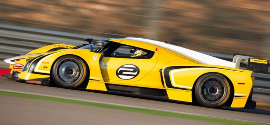 前浪汽车:这是您拥有最新的SCG 003超级跑车的机会