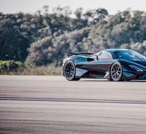 SSC Tuatara宣称最快的量产车速度记录,这次是真实的