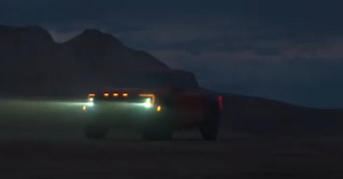 前浪汽车:2021年福特F-150猛禽计划于2月3日发布