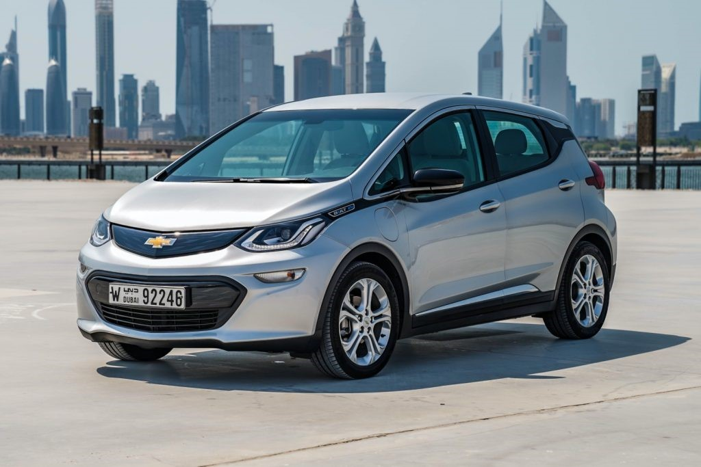 前浪汽车:Bolt使雪佛兰成为美国第二畅销的电动汽车品牌