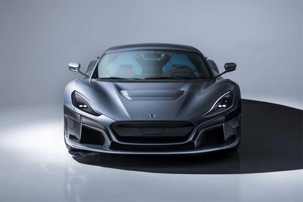 Rimac C_两次空气动力学测试证实克罗地亚的下一辆超级跑车的产量接近