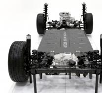 高端苹果汽车可能会使用现代E-GMP平台