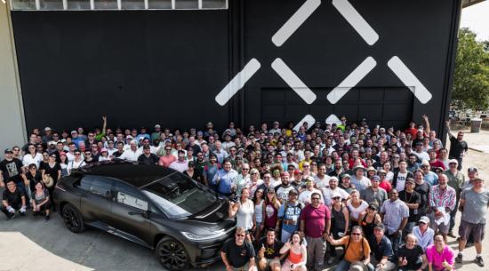 吉利投资法拉第未来,可能为电动汽车创业公司生产汽车