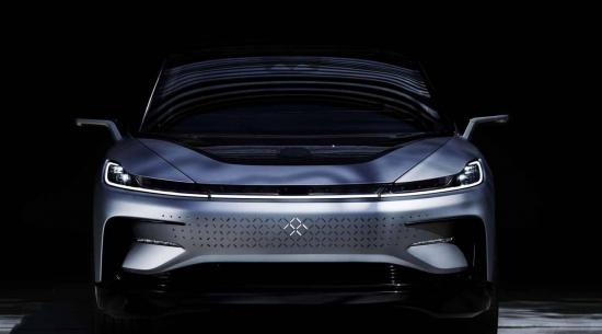 吉利和富士康将为法拉第未来在中国生产电动汽车