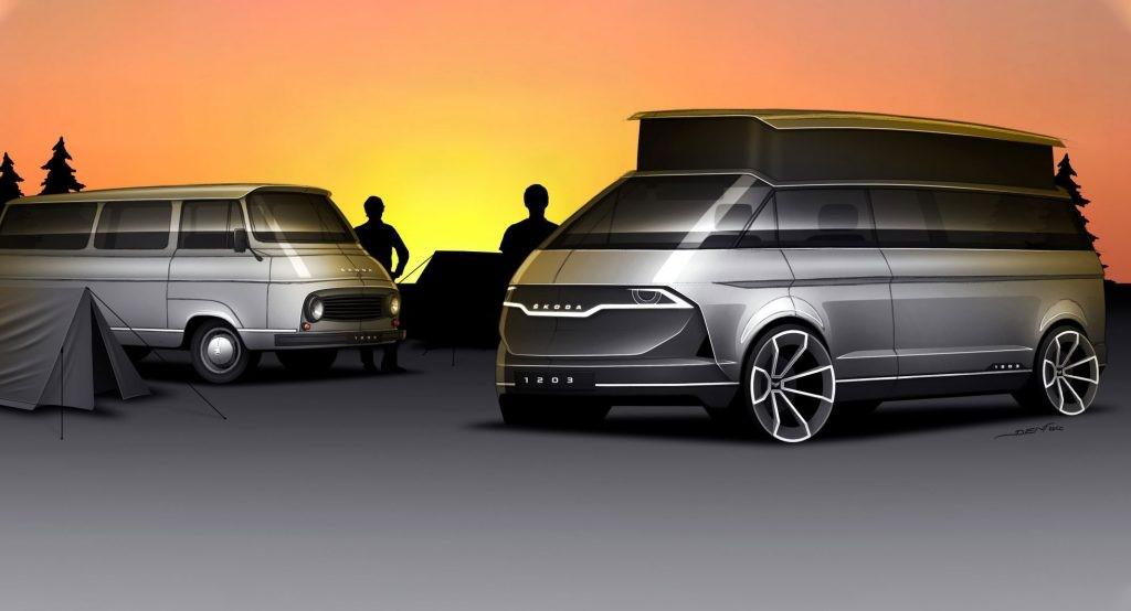 前浪汽车:斯柯达重新打造了捷克斯洛伐克最受欢迎的21世纪运输车