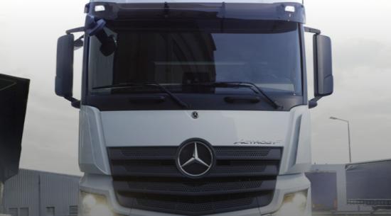 戴姆勒更名为梅赛德斯-奔驰,剥离卡车部门