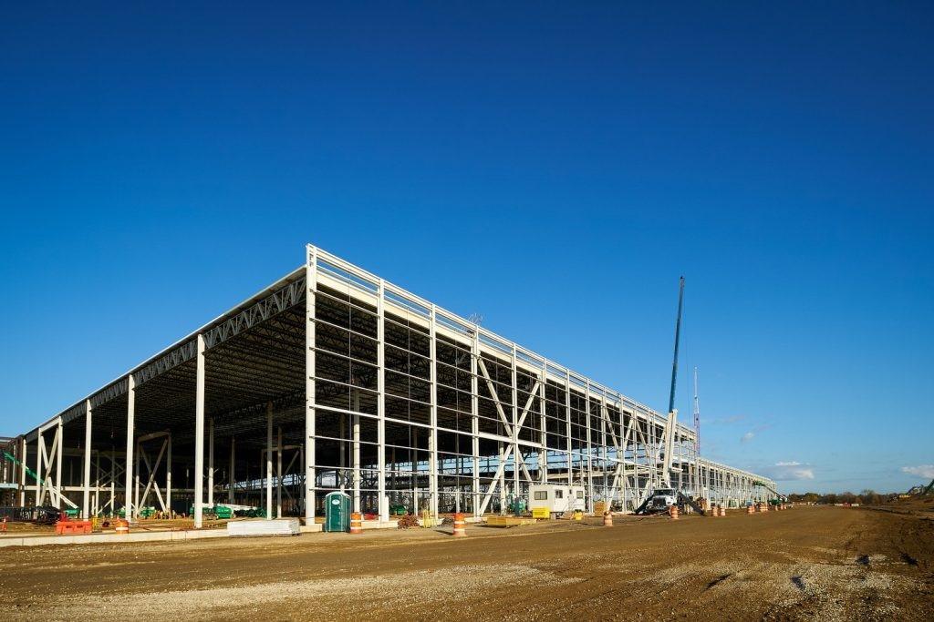 第一能源支持洛兹敦的Ultium电池工厂的电力需求