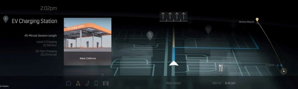 史诗游戏虚幻引擎将为凯迪拉克Lyriq信息娱乐图形提供动力