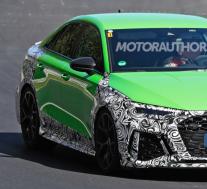 奥迪RS 3 LMS赛车暗示即将推出的运动轿车