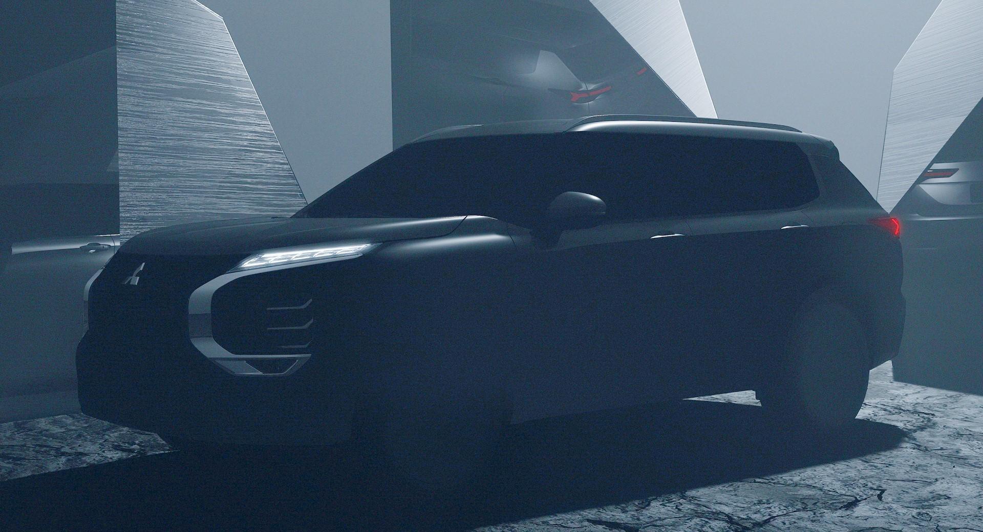 2022年三菱欧蓝德将于2月16日在亚马逊Prime上开箱