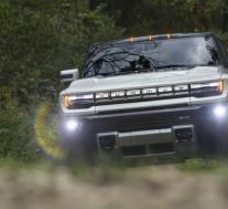 2023 GMC悍马EV3X将提供悍马EV Edition 1动力总成