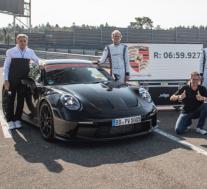 保时捷发布了一款新款911 GT3
