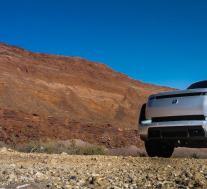 洛兹敦耐力电动皮卡车将参加Baja比赛