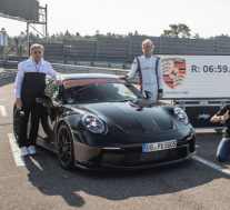 新款保时捷911 GT3现已面世,比前代更快