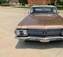 青铜雾1963年别克LeSabre敞篷车出售