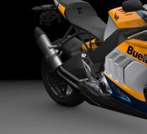 美国制造的Buell摩托车死而复生