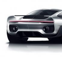 马克·菲利普·金巴拉的959风格超级跑车将采用由RUF调整的引擎