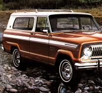 切诺基族希望吉普车停止在车辆上使用他们的名字