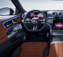 2022年,梅赛德斯-奔驰C级轿车将配备轻度混合动力
