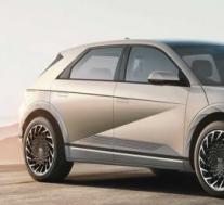 现代汽车推出首款全电动汽车loniq 5
