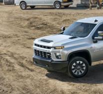 雪佛兰Silverado HD在2021年JD动力车辆可靠性研究中位居榜首