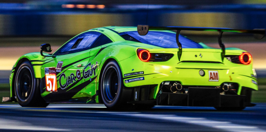 法拉利宣布将在2023年开始参加新的勒芒超级跑车比赛