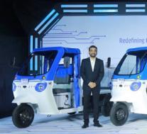 亚马逊在印度使用的是马恒达电气的Treo Zor电动三轮车