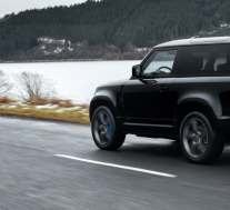 路虎的现代Defender SUV已收到新的V-8选装件