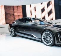 凯迪拉克Celestiq旗舰电动轿车将于今年夏天发布