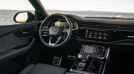 2020 Audi SQ8毫不妥协,低调地提供了性能和实用性