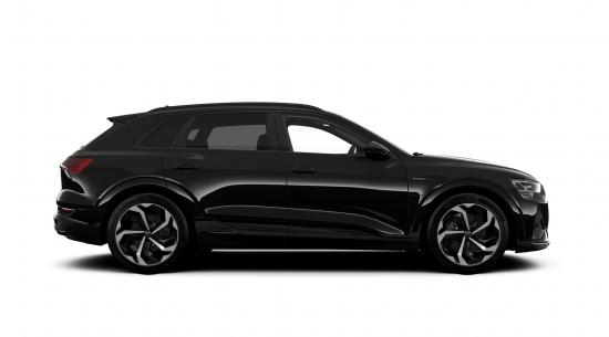 奥迪E-Tron电动SUV也加入了英国的月租行列,起价1299英镑
