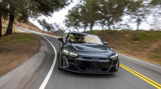2022年奥迪RS E-Tron GT首次驾驶评测:更多的是好事