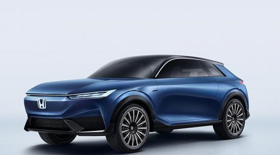 本田将在2024年推出两款电动suv,将搭载通用平台