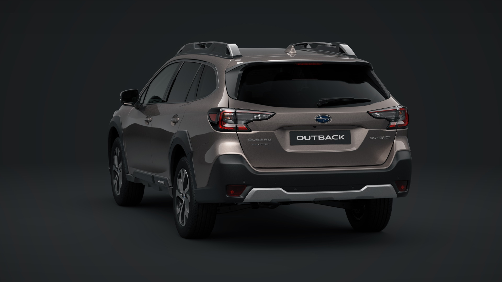 2021年斯巴鲁Outback抵达欧洲,只有一个无引擎选项