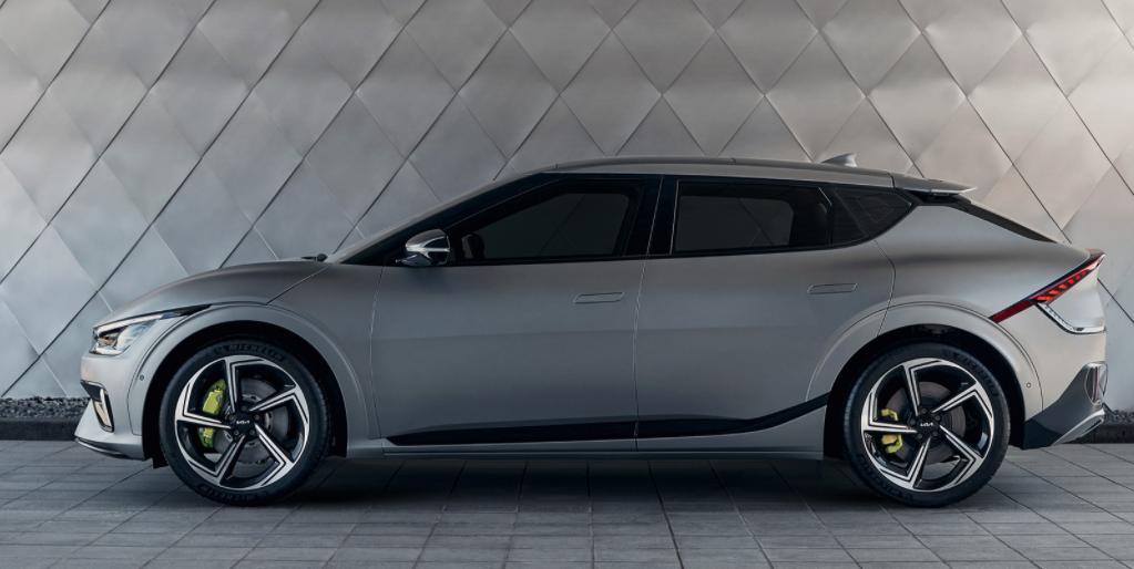 汽车动态:2022年起亚EV6是韩国品牌的首款专用电动汽车