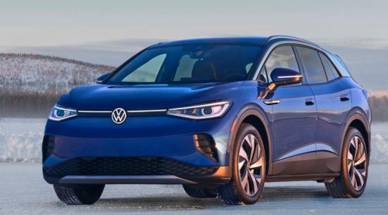 """大众表示,其未来的电动汽车将佩戴"""" Voltswagen""""徽章"""