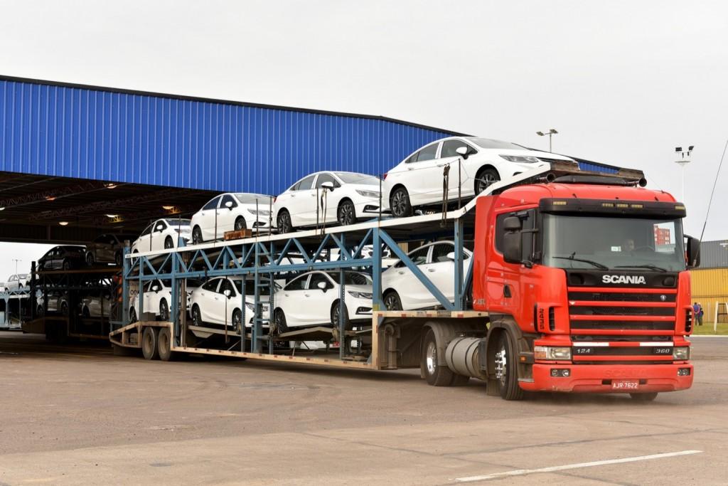 通用汽车在阿根廷生产第15万辆雪佛兰科鲁兹