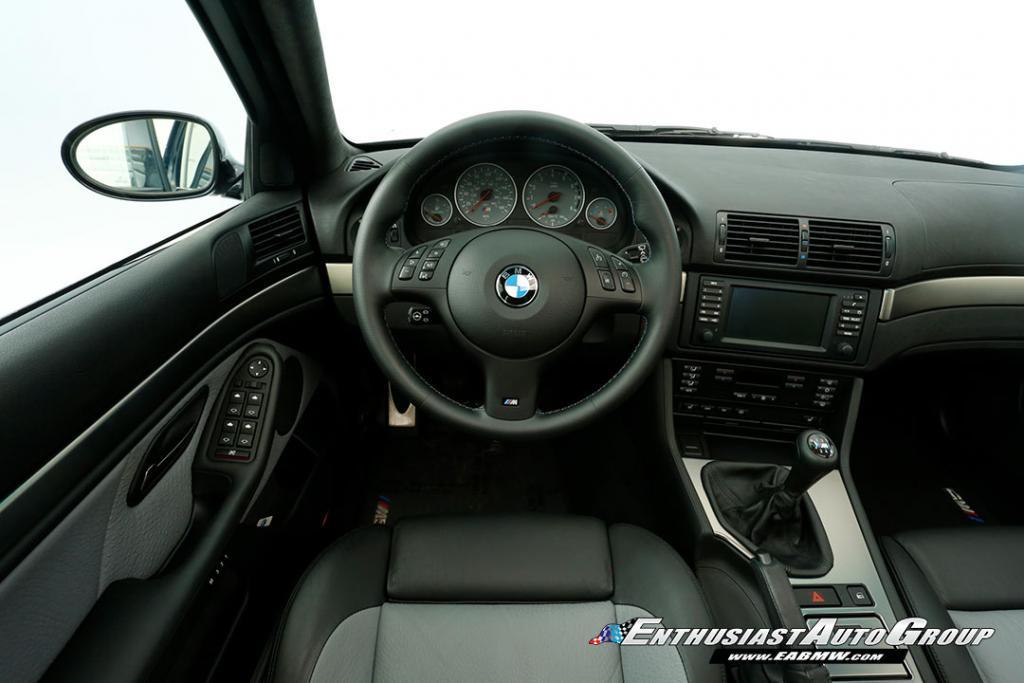 一辆300英里的宝马E39 M5以20万美元售出,这是为什么?