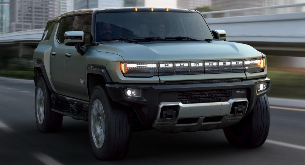 "GMC""对不起""悍马EV SUV未提供1,000马力"