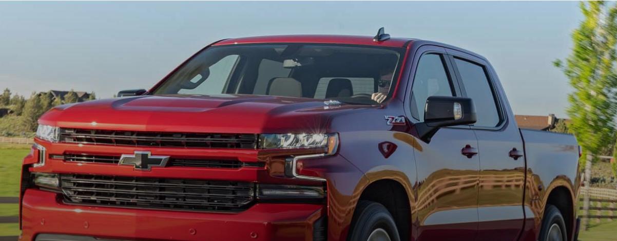 雪佛兰Silverado EV皮卡的续航里程为400英里