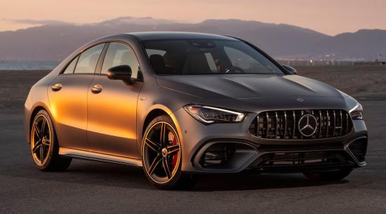 梅赛德斯-奔驰正在奖励销售更多AMG车型的美国经销商